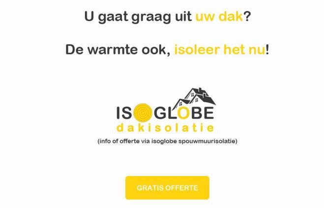 isoglobe-dakisolatie